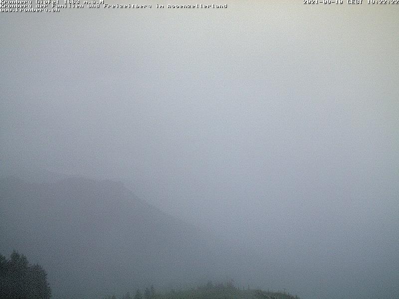 Gonten Kronberg Gipfel
