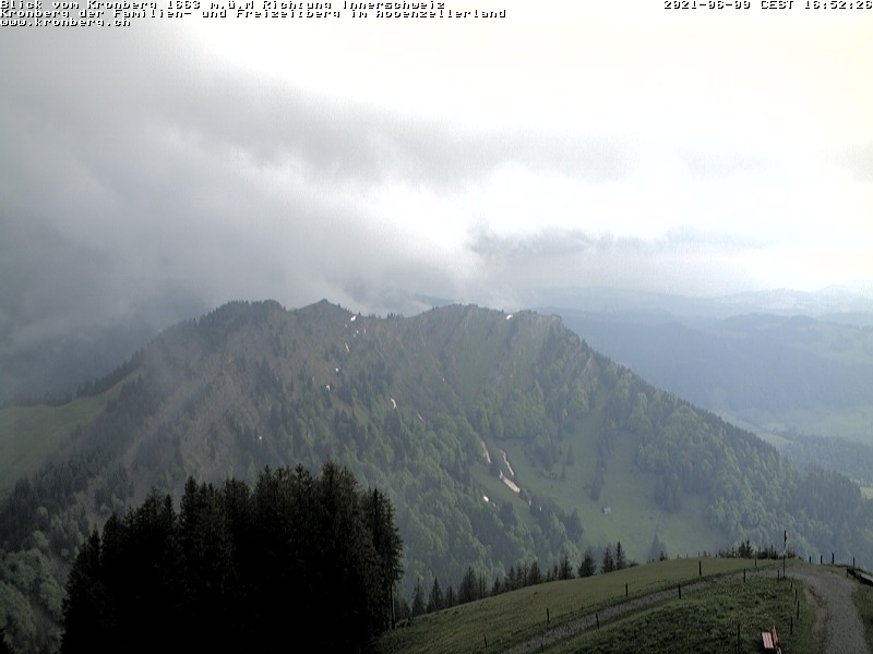 Live webcam Blick Richtung Innerschweiz